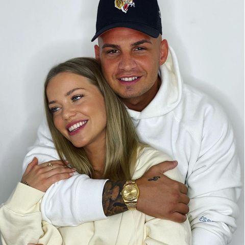 Pietro Lombardi und Freundin Laura
