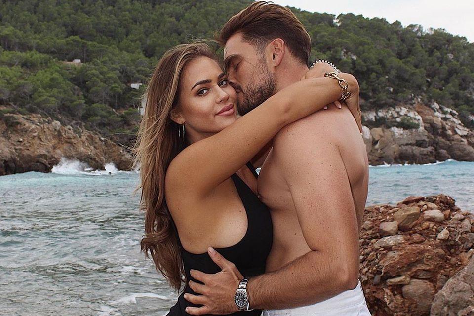 Jessica Pasza und Johannes Haller
