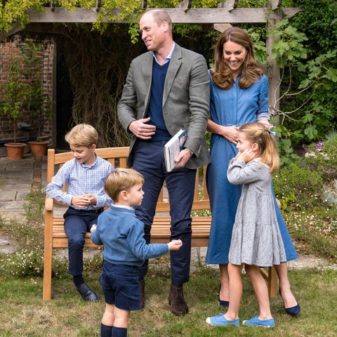 3 Königinnen, 1 Style: Royals setzen gerade alles auf eine (Farb-)Karte