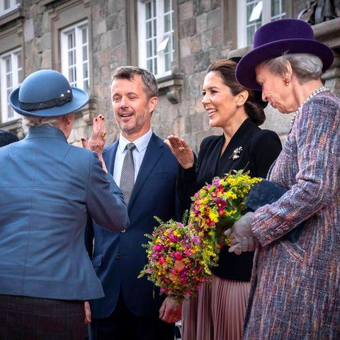 Parlamentseröffnung in Dänemark