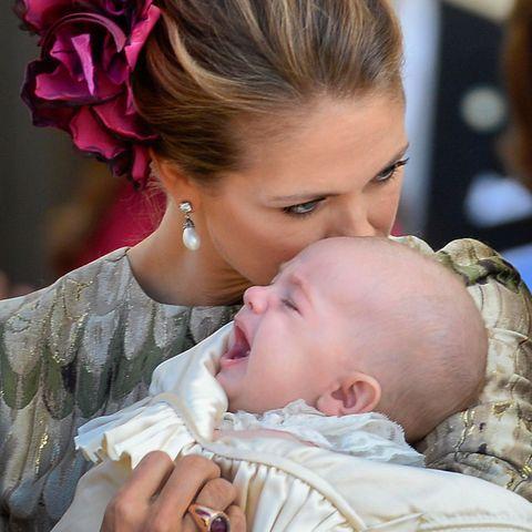 Prinzessin Madeleine + Prinz Nicolas