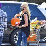 Auch bei Sängerin Gwen Stefani steht die Halloween-Deko heute ganz oben auf der Einkaufsliste.