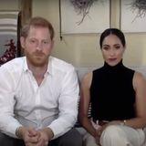 Herzogin Meghan und Prinz Harry sprechen mit derAktivistin Malala Yousafzai per Video-Chat über die Herausforderungen, mit denenFrauen und Mädchen auf der ganzen Welt beim Zugang zu Bildung konfrontiert sind. Ein wichtiges Thema, für das sich Herzogin Meghan - so scheint es jedenfalls -auch optisch vorbereitet hat. In einem schwarzen Top mit Rollkragen und einer hellen Hose entscheidet sie sich für den schlichten, aber nicht weniger eleganten Business-Look - gepaart mit einem Make-up, daswir schon lange nicht mehr an Meghangesehen haben ...