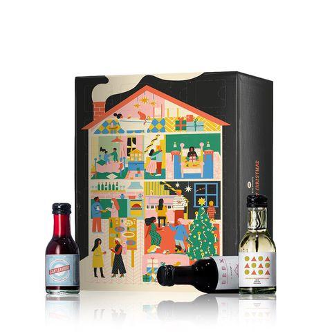 Geile WeineOb vollmundiger Rotweinoder leichter Riesling - Weinfreunde genießen mit den 24 Weinminis (jeweils 100 ml) eine besonders leckere Adventszeit. Ca. 64 Euro