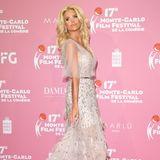 "Victoria Silvstedt in Glamour-Robe beim ""Monte-Carlo Film Festival"""