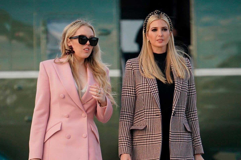 Tiffany und Ivanka Trump
