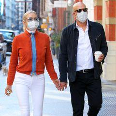 Yolanda Hadid und Joseph Jingoli im coolen Partnerlook