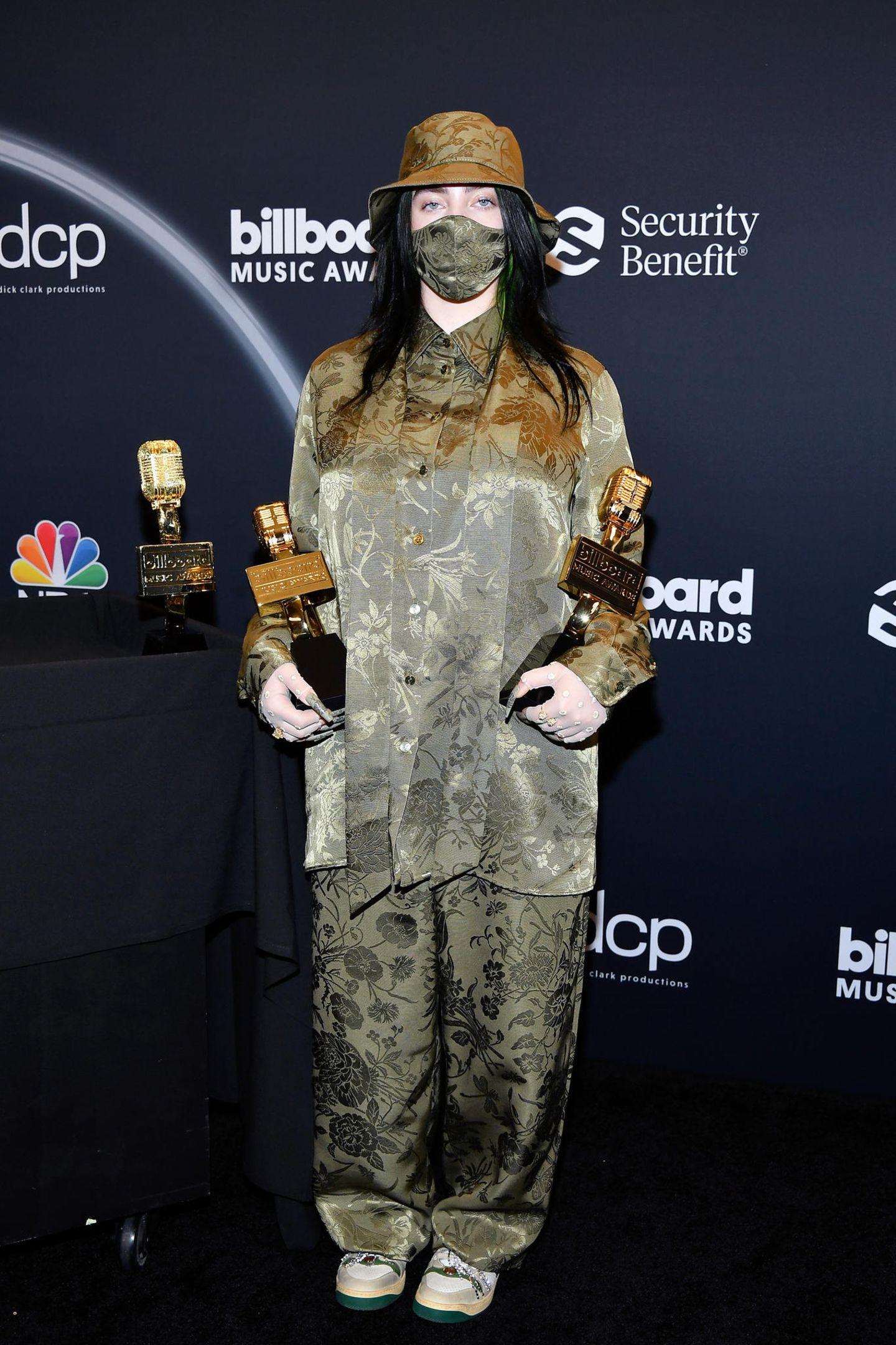 """Billie Eilish bei den """"Billboard Music Awards"""""""