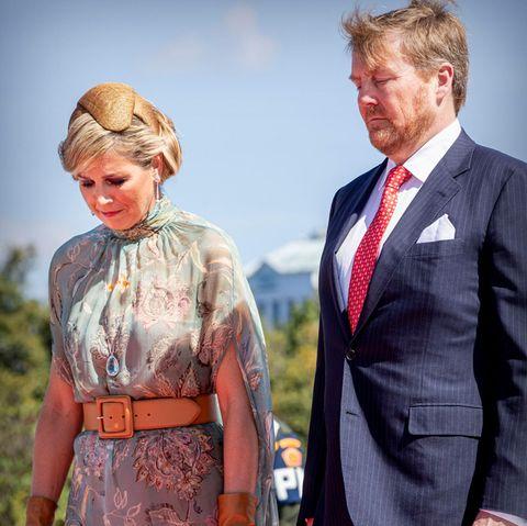 Königin Máxima, König Willem-Alexander
