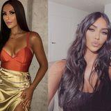 ... nämlich zu Beauty-Ikone Kim Kardashian.