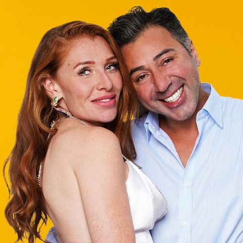 """Georgina Fleur und Kubilay Özdemir bei """"Das Sommerhaus der Stars"""" - zu sehen auf RTL und TVNow"""