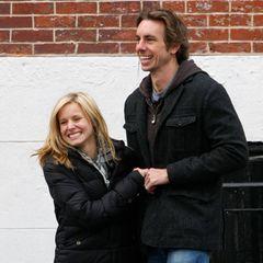 Kristen Bell und Dax Shepard  Seit November 2007 sind die beiden Schauspieler ein Paar, geheiratet haben Kristen und Dax allerdings erst im Oktober 2013.