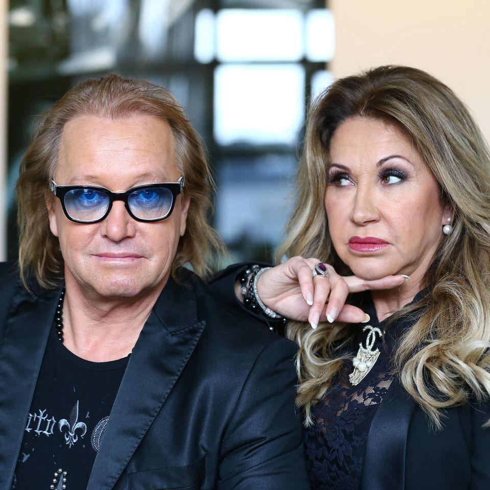 Robert und Carmen Geiss