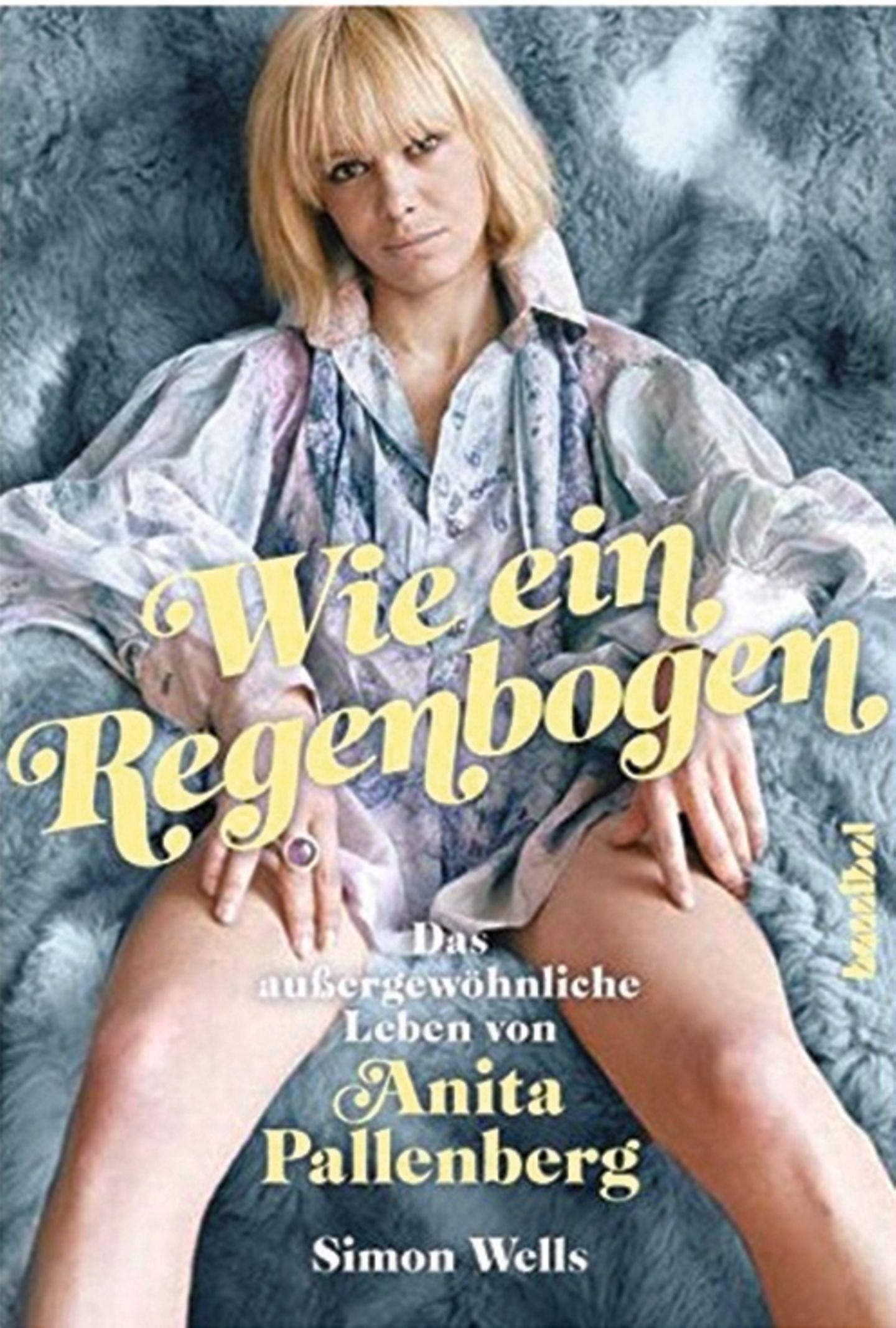 """Buchtipps der Redaktion: Buchcover """"Wie ein Regenbogen"""""""