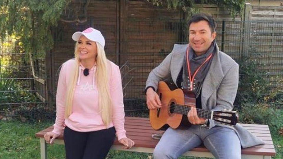 Daniela Katzenberger + Lucas Cordalis