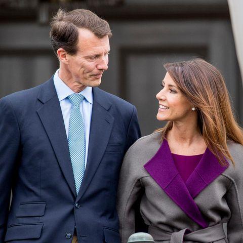 Prinz Joachim und Prinzessin Marie