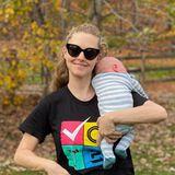 Amanda Seyfried wählt schon für die nächste Generation, und ruft ihre Fans auf Instagram auf, ebenfalls rechtzeitig ihre Stimme abzugeben.