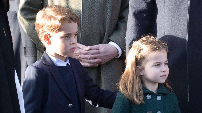 Enttäuschendes Weihnachtsfest für George, Charlotte und Louis?