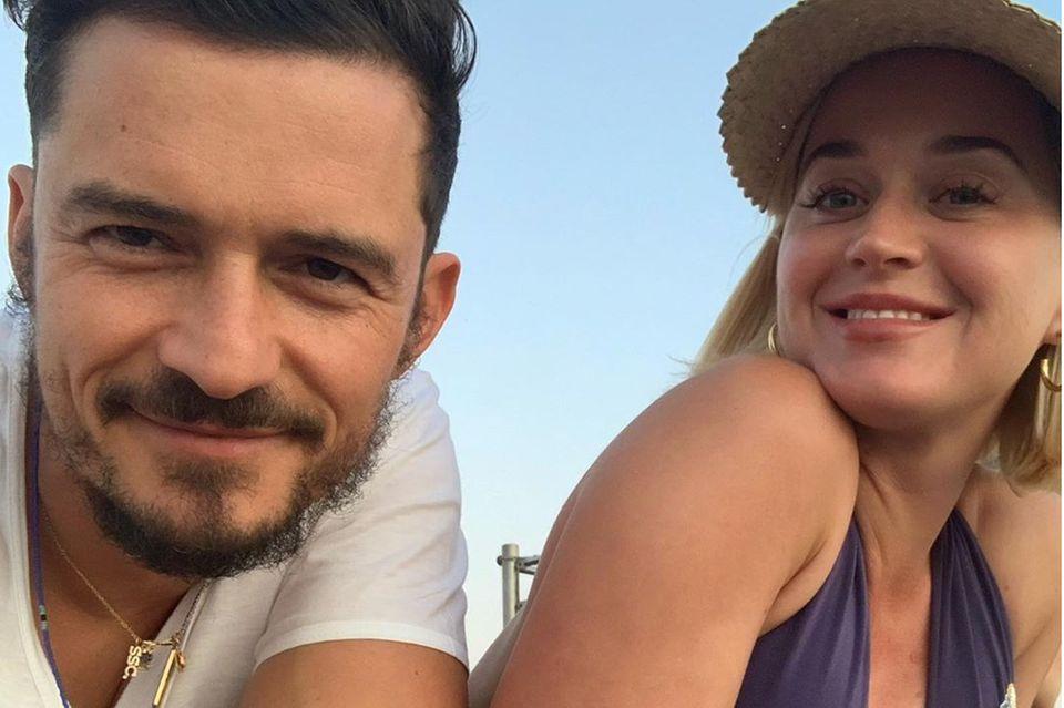 Orlando Bloom und Katy Perry