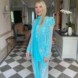 So knallig der Look, so edel das Interior: Gwyneth Paltrow lebt mit ihrer Familie luxuriös und elegant.