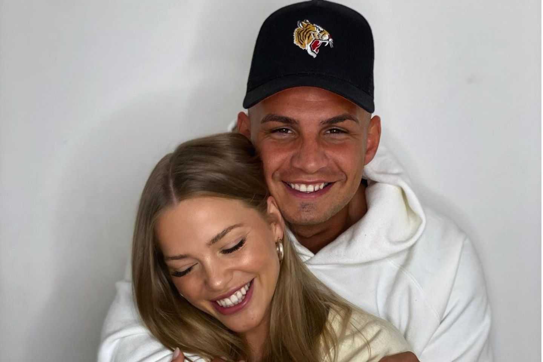 Pietro Lombardi und Laura Maria
