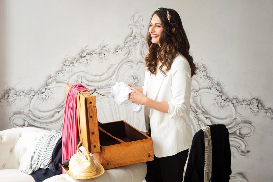 Gülcan Dogru ist Personal Shopper, Stil- und Farbexpertin aus Hamburg.