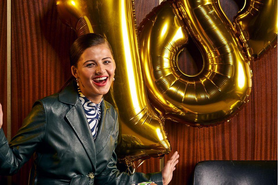 Emma Schweiger; Styling: Réka Maria Probst; Haare + Make Up: Agnesha Kollien using Chanel und Oribe