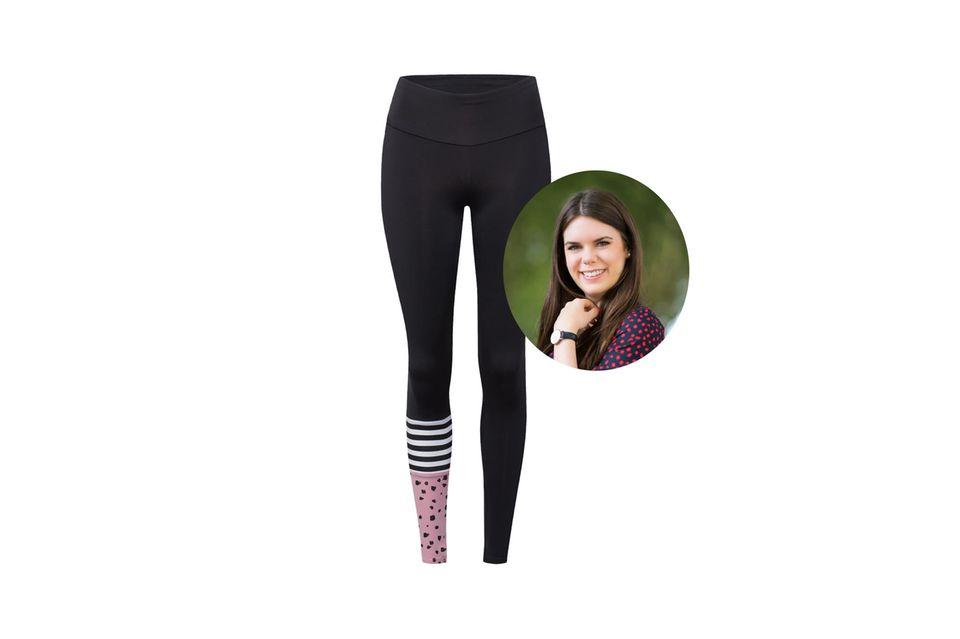 Online-Redakteurin Jessica hat die HeyHoney Surf-Leggings sowohl beim Sport, als auch im Alltag getestet.
