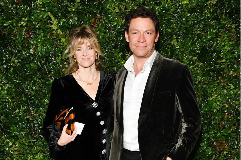 Catherine FitzGerald , Dominic West