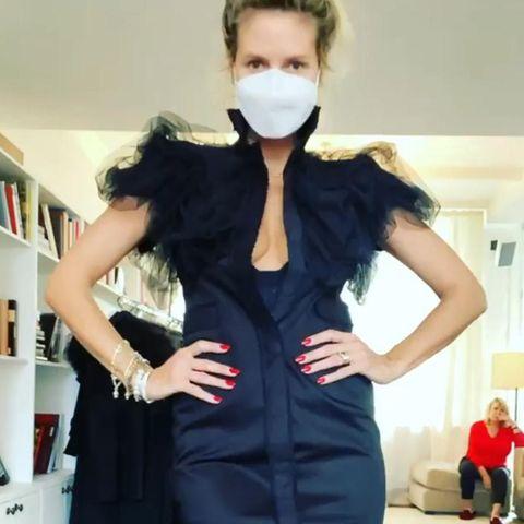 Heidi Klum zeigt die neuen GNTM-Looks