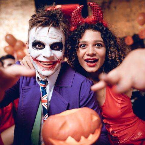 Halloween Paar