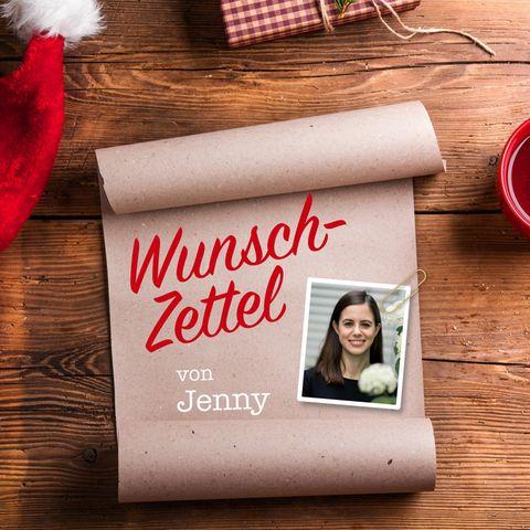 Wunschzettel Jenny: Royals, Technik und ein bisschen Milchschaum
