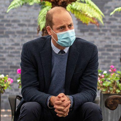 Prinz William kämpfte schon im April gegen das Coronavirus, doch hielt es geheim, weil er die Nation nicht alarmieren wollte.