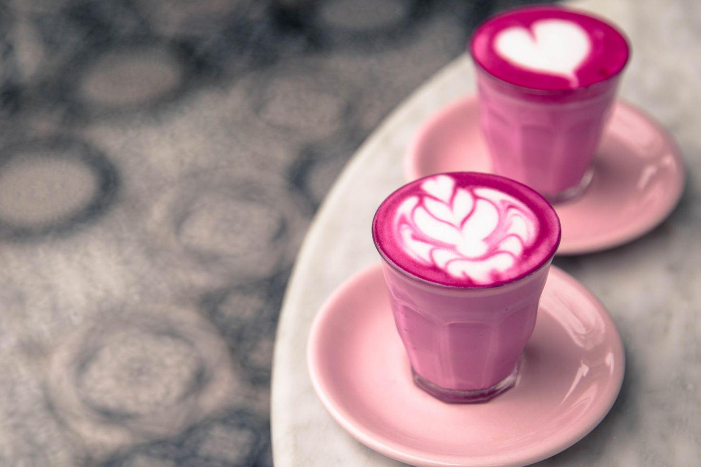 Rote-Bete-Cappuccino: Das Trend-Getränk in der kalten Jahreszeit