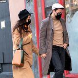 Katie Holmes und Emilio Vitolo im Partnerlook