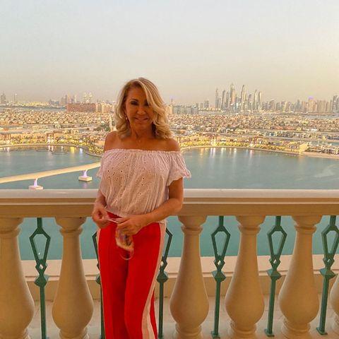 Carmen Geiss in Dubai