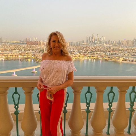 Carmen Geiss in Dubai