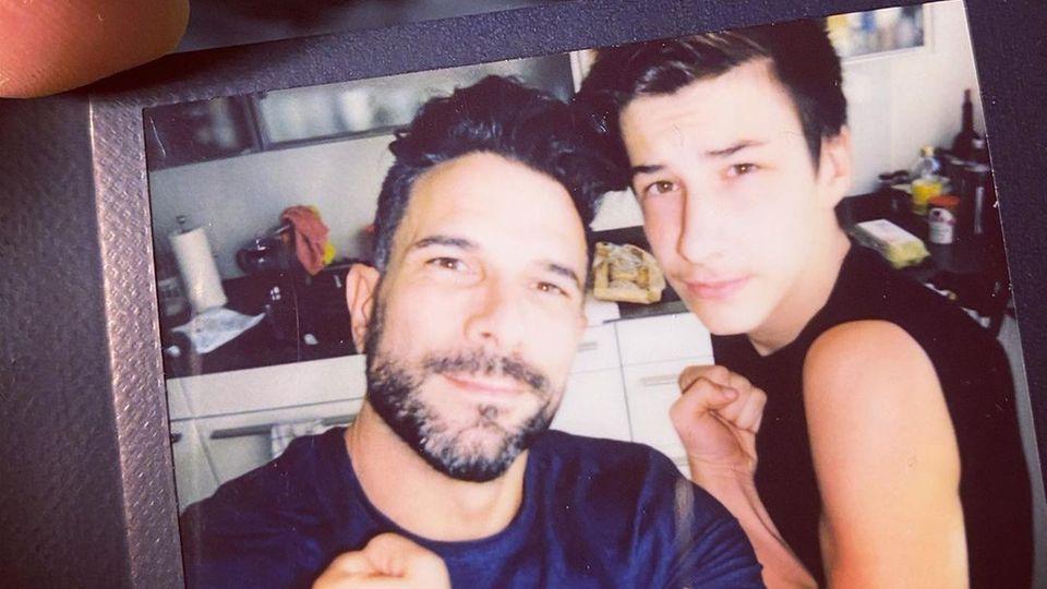 Marc Terenzi und Tyler Terenzi