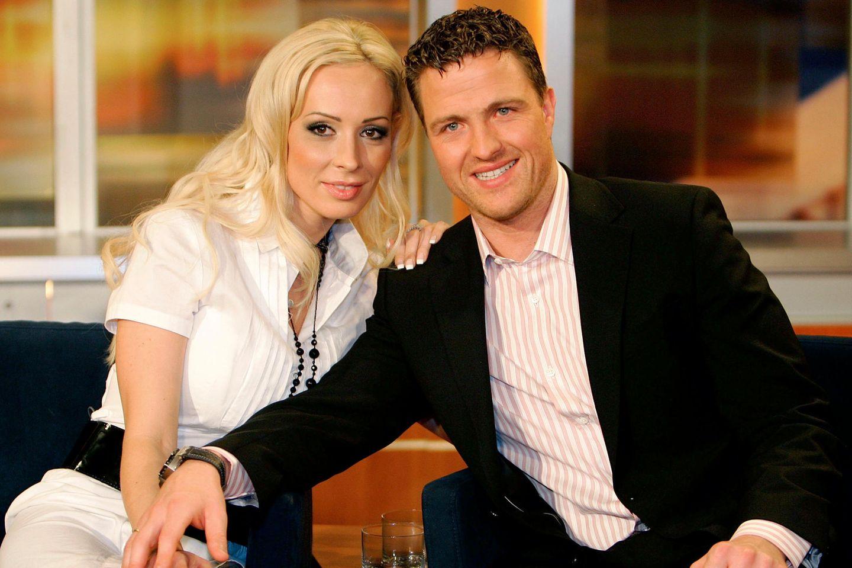 Cora und Ralf Schumacher im Jahr 2007
