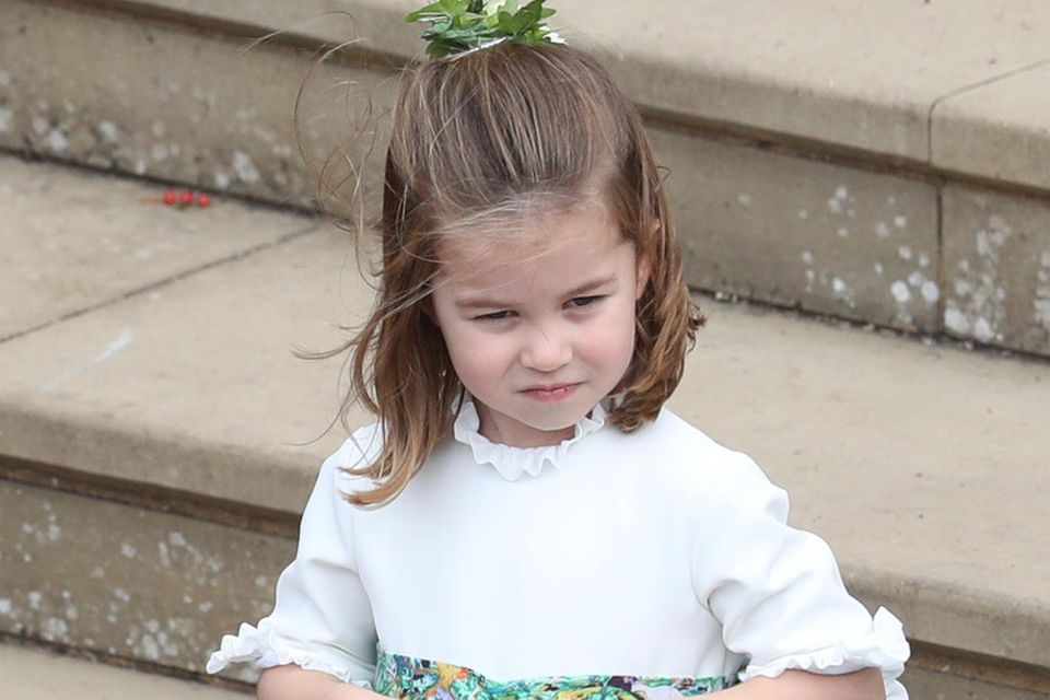 Prinzessin Charlotte von Cambridge