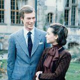 7. November 1980: Henri von Luxemburg und Maria Teresa Mestre  Der damalige Erbgroßherzog Henri hatte sich während seines Studiums in Genf in seine Kommilitonin Maria Teresa Mestre verliebt. Die Ehe wurde schon kurz nach der Verlobung geschlossen, sie heirateten ganz romantisch am14. Februar 1981, demValentinstag.