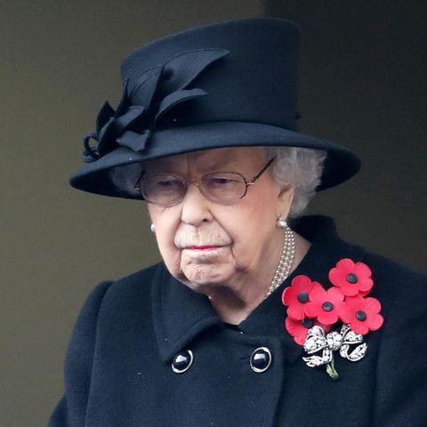 Queen Elizabeth am 8. November 2020 in London.