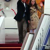 17. August 2011  Seine Enkelin Naomi hat der damalige Vize-Präsident sogar schonnach China mitgenommen.