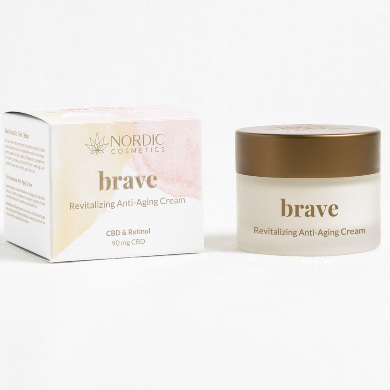 Revitalisierende Anti-Aging Tagescreme Nordic Cosmetics