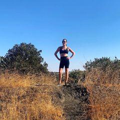 Lea Michele zeigt ihren After-Baby-Body