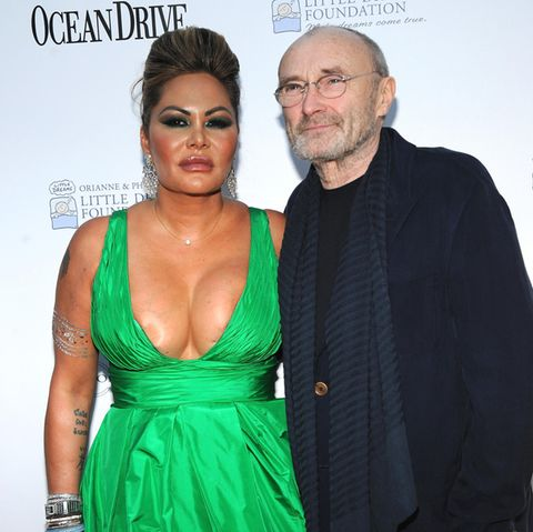 Orianne Bates, Phil Collins