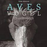 """Buchtipps der Redaktion: Buchcover """"Aves – Vögel"""""""