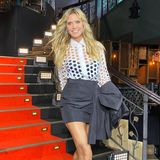 "Heidi Klum im Luxus-Outfit bei ""GNTM"""