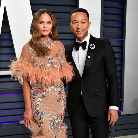 Chrissy Teigen + John Legend