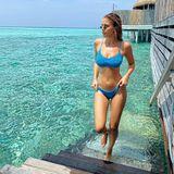 Victoria Swarovski im sexy Bikini